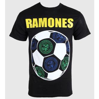 tricou stil metal bărbați femei unisex Ramones - Brazil Seals - BRAVADO, BRAVADO, Ramones