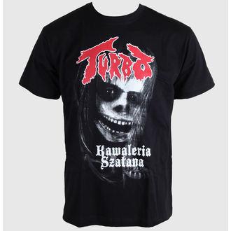tricou stil metal bărbați femei unisex Turbo - Kawaleria Szatana - CARTON, CARTON, Turbo