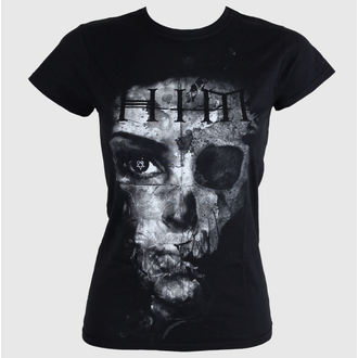 tricou stil metal bărbați femei unisex Him - HIM Woman B&W - ROCK OFF, ROCK OFF, Him