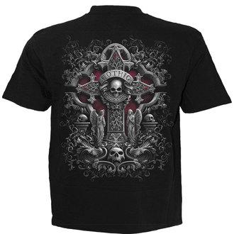 tricou bărbați femei unisex - IN GOTH WE TRUST - SPIRAL