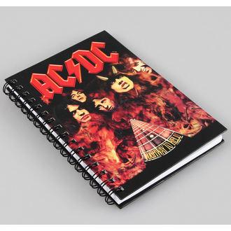 caiet AC / DC, AC-DC