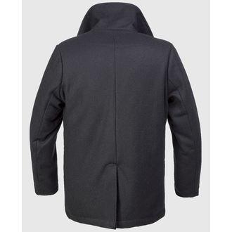 haină a bărbaţilor iarnă Brandit - Mazăre Haină - Negru, BRANDIT