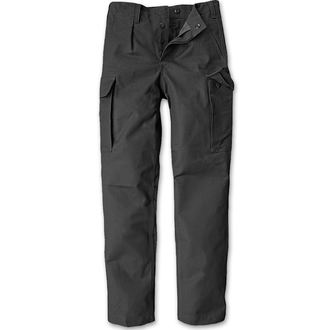 pantaloni bărbați Brandit - Moleschin Furtun - Negru