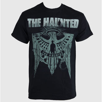 tricou stil metal bărbați Haunted - Eagle - RAZAMATAZ, RAZAMATAZ, Haunted