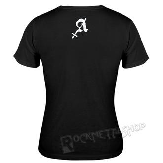 tricou hardcore femei - DEVIL'S BIBLE - AMENOMEN, AMENOMEN