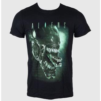 tricou cu tematică de film Alien - Vetřelec - Alien Head - LIVE NATION, LIVE NATION, Alien - Vetřelec