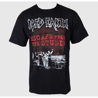 tricou stil metal bărbați Iced Earth - Escape From The Studio - Just Say Rock, Just Say Rock, Iced Earth