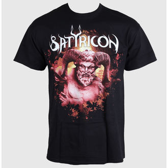 tricou stil metal bărbați Satyricon - JSR - Just Say Rock, Just Say Rock, Satyricon