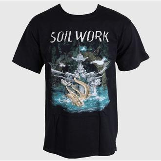 tricou stil metal bărbați SoilWork - Barge To Hell-Break For Nobody - Just Say Rock - JSR, Just Say Rock, SoilWork