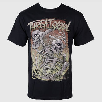 tricou stil metal bărbați Threat Signal - Grind - Just Say Rock, Just Say Rock, Threat Signal