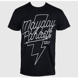 tricou stil metal bărbați Mayday Parade - Lightning Bolt - PLASTIC HEAD, PLASTIC HEAD, Mayday Parade