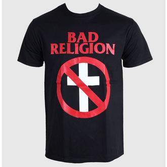 tricou stil metal bărbați Bad Religion - Cross Buster - PLASTIC HEAD, PLASTIC HEAD, Bad Religion