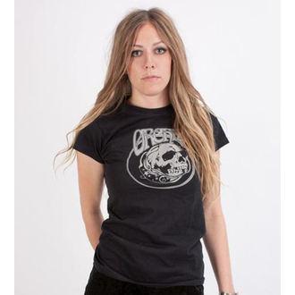 tricou stil metal femei Orchid - Skull Logo - NUCLEAR BLAST, NUCLEAR BLAST, Orchid