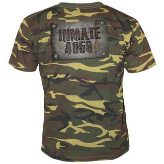 tricou stil metal bărbați Sabaton - Inmate Camouflage - NUCLEAR BLAST, NUCLEAR BLAST, Sabaton