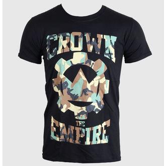 tricou stil metal bărbați Crown The Empire - Run And Hide - PLASTIC HEAD, PLASTIC HEAD, Crown The Empire
