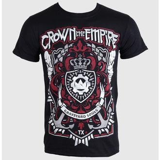 tricou stil metal bărbați Crown The Empire - Souls - PLASTIC HEAD, PLASTIC HEAD, Crown The Empire