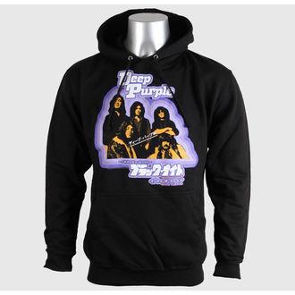 hanorac cu glugă bărbați Deep Purple - Black Night Japan - PLASTIC HEAD, PLASTIC HEAD, Deep Purple