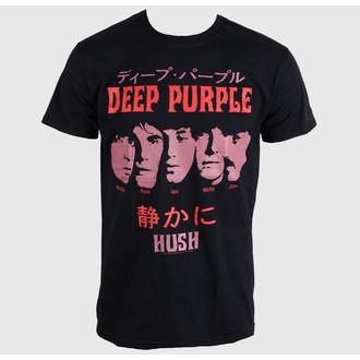 tricou stil metal bărbați Deep Purple - Hush Japan - PLASTIC HEAD, PLASTIC HEAD, Deep Purple