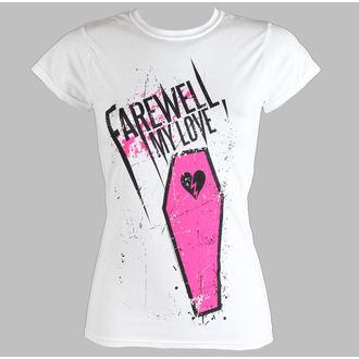 tricou stil metal femei Farewell, My Love - Casket - PLASTIC HEAD, PLASTIC HEAD, Farewell, My Love