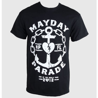tricou stil metal bărbați Mayday Parade - Anchor - PLASTIC HEAD, PLASTIC HEAD, Mayday Parade