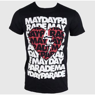 tricou stil metal bărbați Mayday Parade - Heart - PLASTIC HEAD, PLASTIC HEAD, Mayday Parade