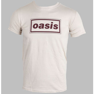tricou stil metal bărbați Oasis - Classic Logo (Brown) - PLASTIC HEAD, PLASTIC HEAD, Oasis