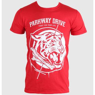 tricou stil metal bărbați Parkway Drive - Tiger Bones - PLASTIC HEAD, PLASTIC HEAD, Parkway Drive
