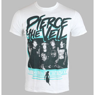 tricou stil metal bărbați Pierce the Veil - Collide - PLASTIC HEAD, PLASTIC HEAD, Pierce the Veil