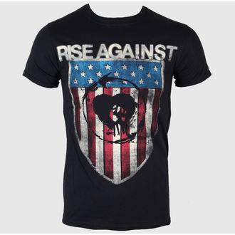 tricou stil metal bărbați Rise Against - Shield - PLASTIC HEAD, PLASTIC HEAD, Rise Against