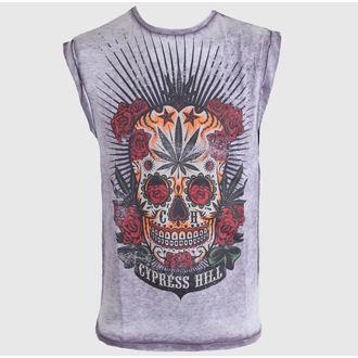 tricou stil metal bărbați Cypress Hill - Mens Burn Out - AMPLIFIED, AMPLIFIED, Cypress Hill