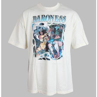 tricou stil metal bărbați Baroness - Blue record - RELAPSE, RELAPSE, Baroness