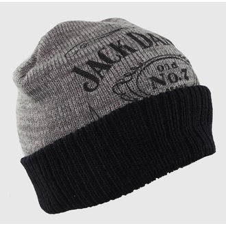 beanie Jack Daniels - Negru / Gri, JACK DANIELS
