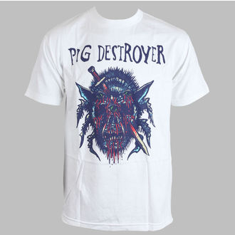 tricou stil metal bărbați Pig Destroyer - Blind (White) - RELAPSE, RELAPSE, Pig Destroyer