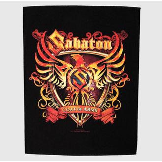 Petic mare Sabaton - Coat Of Arms - RAZAMATAZ, RAZAMATAZ, Sabaton
