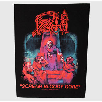 Petic mare Death - Scream Bloody Gore - RAZAMATAZ, RAZAMATAZ, Death