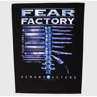petic mare Frică Fabrică - Demanufacture - RAZAMATAZ, RAZAMATAZ, Fear Factory