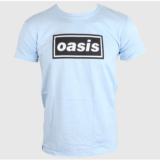 tricou stil metal bărbați Oasis - DEFINITELY MAYBE - LIVE NATION, LIVE NATION, Oasis