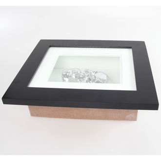 imagine Argint Craniu În Cadru