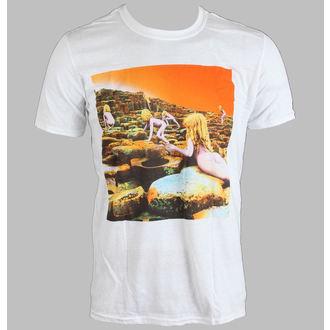 tricou stil metal bărbați Led Zeppelin - WHITE HOTH ALBUM COVER - LIVE NATION, LIVE NATION, Led Zeppelin