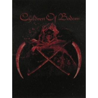 steag copii de Bodom - traversată seceri, HEART ROCK, Children of Bodom