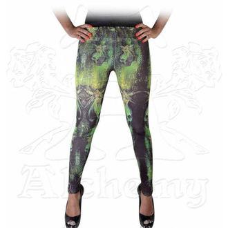 pantaloni femei (colanți) ALCHEMY GOTHIC - Absint zâne, ALCHEMY GOTHIC