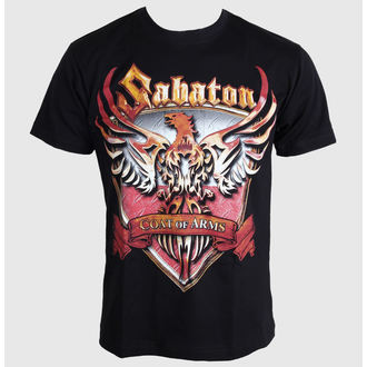 tricou stil metal bărbați Sabaton - First To Fight - CARTON, CARTON, Sabaton