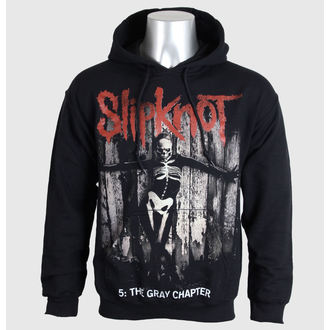 hanorac cu glugă bărbați Slipknot - 5 The Gray Chapter - BRAVADO EU, BRAVADO EU, Slipknot