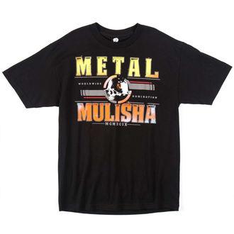 tricou de stradă bărbați - PULSE - METAL MULISHA, METAL MULISHA