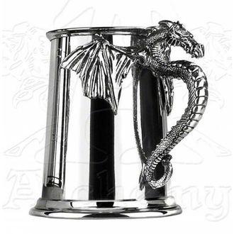 stacană ALCHEMY GOTHIC - Argint balaur, ALCHEMY GOTHIC