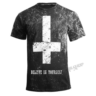 tricou hardcore bărbați - BELIEVE IN YOURSELF - AMENOMEN, AMENOMEN