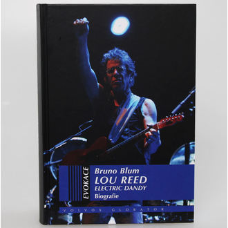 carte Lou Stuf, Lou Reed