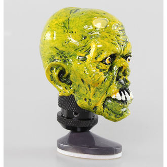 decorațiune (cap angrenaj pârghie) MORTAL AMENINȚARE - zombie Cap Schimb mâner, LETHAL THREAT