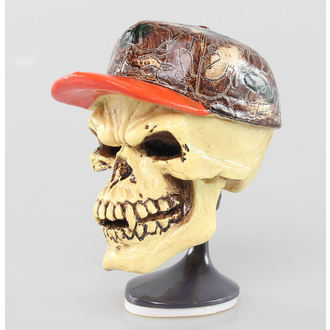 decorațiune (cap angrenaj pârghie) MORTAL AMENINȚARE - Vânător Craniu liniuță montură, LETHAL THREAT