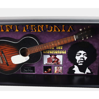 chitară cu semnătură Jimi Hendrix, ANTIQUITIES CALIFORNIA, Jimi Hendrix